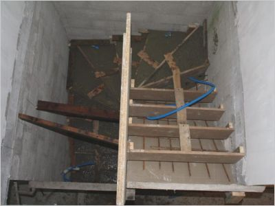 Escalier en beton tous les produits et articles de for Construction escalier interieur