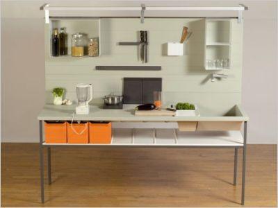 Worknest le bureau modulaire pour gens cr atifs par for Etabli cuisine