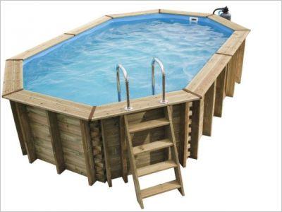 Une piscine vite install e page 2 for Lancez vous castorama