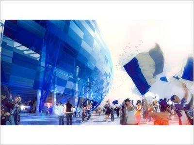 Construction du Grand Stade du Havre : c'est parti !