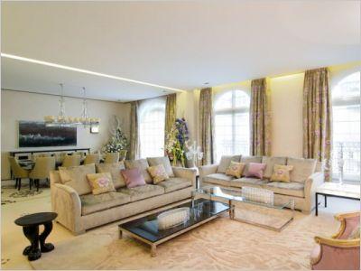 Fastes et clats pour un appartement parisien page 7 for 1001 maisons