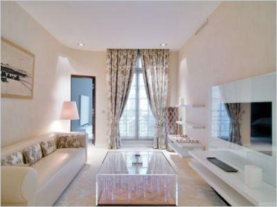 Fastes et clats pour un appartement parisien page 19 for 1001 maisons