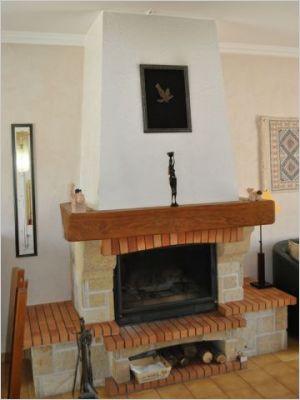 de la chemin e rustique au po le bois design page 3. Black Bedroom Furniture Sets. Home Design Ideas
