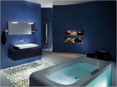 dix salles de bains dix ambiances page 8. Black Bedroom Furniture Sets. Home Design Ideas