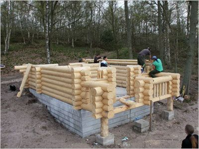 D coration de la maison construction chalet montagne prix - Prix construction chalet ...