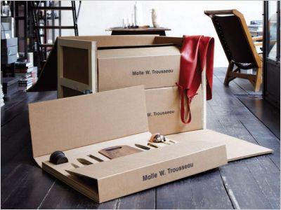 le trousseau de cuisine id al dans une malle en carton page 2. Black Bedroom Furniture Sets. Home Design Ideas