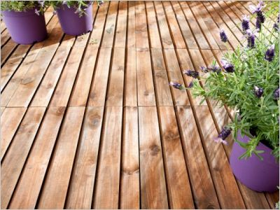 Tout savoir sur la terrasse bois