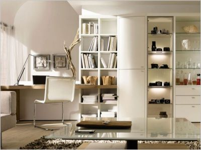 am nager un coin bureau dans son salon page 4. Black Bedroom Furniture Sets. Home Design Ideas
