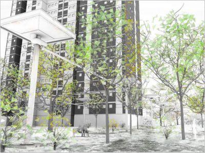 De jeunes architectes imaginent l'habitat de demain