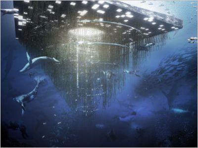 Prix Rougerie 2014 : plongée dans l'architecture de la mer et de l'espace