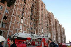 Protection incendie : remake de la Tour infernale à Arcueil