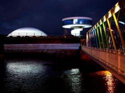 Un centre culturel signé Oscar Niemeyer