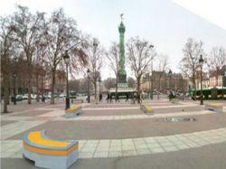 Le mobilier urbain intelligent s'invite à Paris