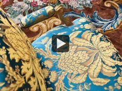 La soie, noblesse intemporelle (vidéo)
