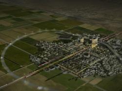 Une ville fantôme construite rien que pour tester les nouvelles technologies
