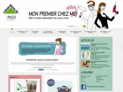 Leroy Merlin crée un blog interactif pour les jeunes
