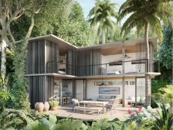 Des maisons bois en plein coeur de la jungle brésilienne
