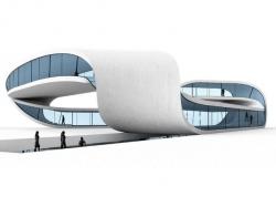Landscape house : une imprimante 3D pour créer un ruban de Moebius