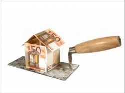 budget construction maison billet sur truelle
