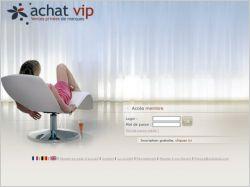 Achetez en VIP sur le net et gagnez une voiture !