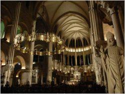Lumière sur la Basilique Saint-Remi de Reims