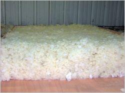De la laine de mouton à la maison