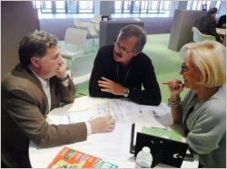 30 minutes en tête à tête avec un architecte