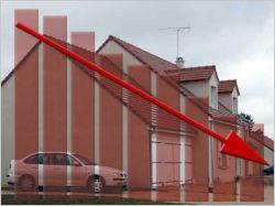 """Conjoncture immobilière : """"la baisse des prix est désormais réelle"""""""