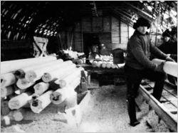 Honka : un demi-siècle de maisons bois