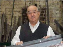Lucien Longueville, la passion de la ferronnerie