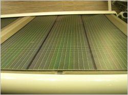 Naissance du premier store photovoltaïque