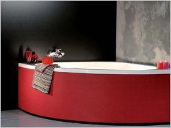 les concepteurs artistiques poser un tablier de baignoire. Black Bedroom Furniture Sets. Home Design Ideas