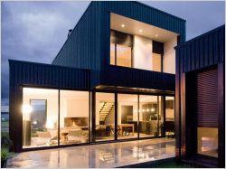 Une maison bioclimatique automatisée