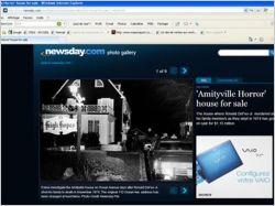 La maison du film Amityville cherche propriétaire