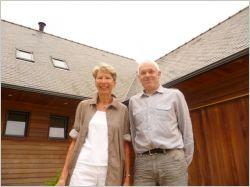 """Trois ans de vie dans une maison bois : """"que du bonheur !"""""""