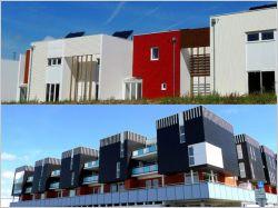 Un bâtiment allie économies d'énergie et mixité sociale