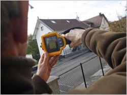 À Besançon, les habitants observent de près leurs déperditions énergétiques