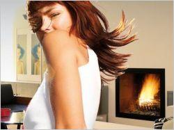 Poujoulat : système de distribution d'air chaud « CONFORT + »