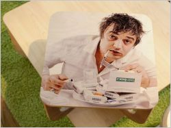 Pete Doherty s'invite à table