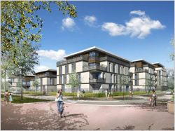 Renouvellement urbain pour le quartier Noyer Renard à Athis-Mons