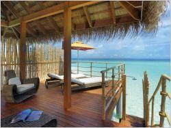 Un hôtel de luxe inspiré par Robinson Crusoé