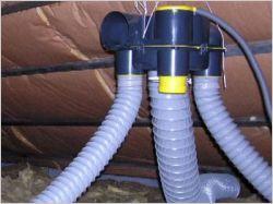 Installer une VMC (Ventilation mécanique contrôlée)