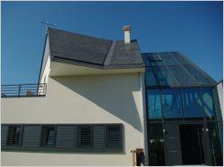 Une maison à énergie positive estampillée Saint-Gobain