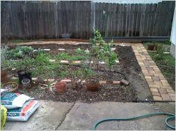 Installer une allée de dalles dans le jardin