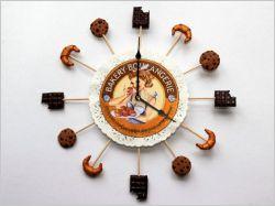 Créez vous même votre horloge de cuisine