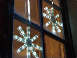 Des décorations lumineuses pour éveiller la magie de Noël