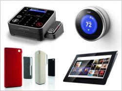 Coup d'oeil sur les nouveautés high-tech 2012