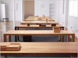 Jean Nouvel dessine des meubles en bois pour son Périgord natal