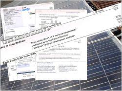 Tarifs de l'électricité en 2013 : la CSPE gonflera les factures