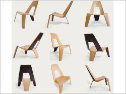 Le bois, un matériau résolument design